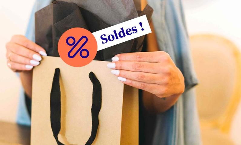 Femme prépare shopping bag Kiute Pro