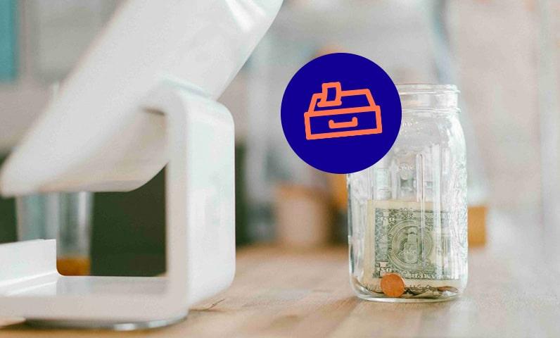 caisse argent Kiute Pro