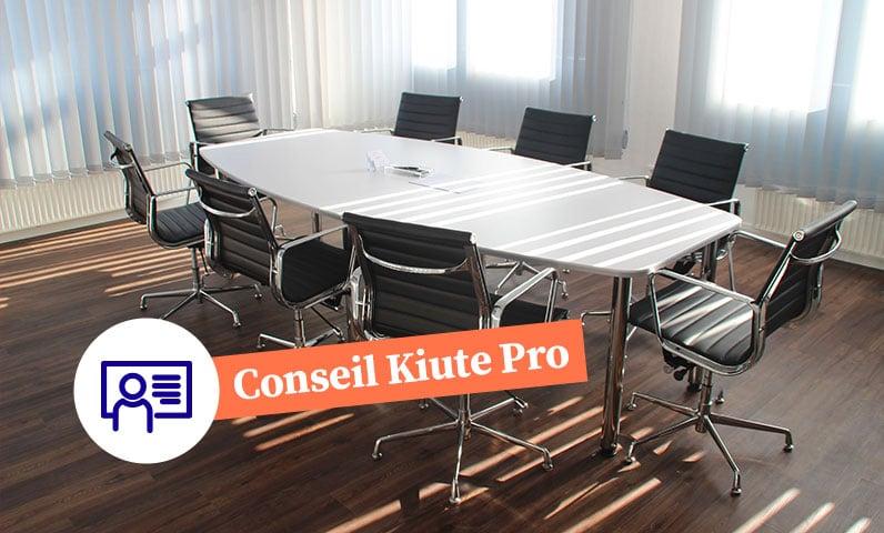 Salle réunion Conseil Kiute Pro