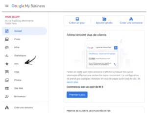 avis google my business kiute reservation en ligne