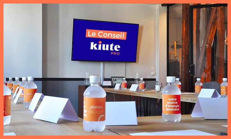 réunion conseil Kiute Pro