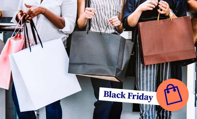 sacs shopping Black Friday Kiute Pro