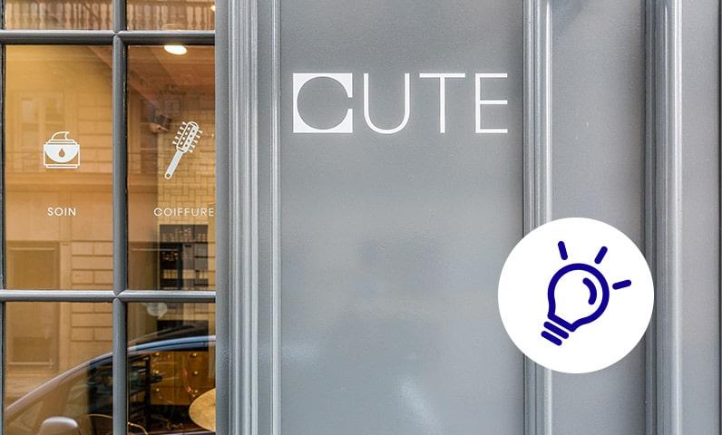 nom salon coiffure Kiute Pro