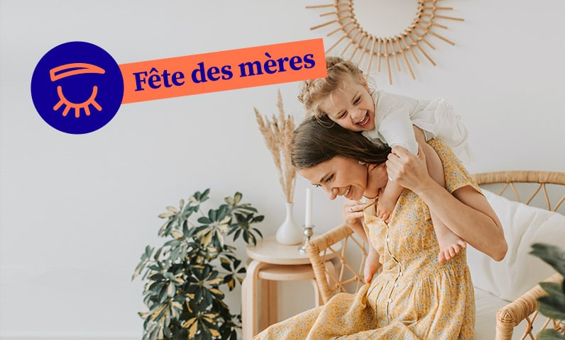 maman fille ensemble salon Kiute Pro