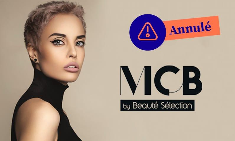Annulation salon MCB 2020 femme kiute