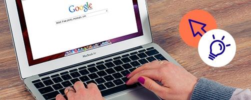 ordinateur fenêtre google femme ebook